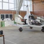 Rotorvox: Gyrocopter in der Produktion