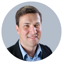 Portrait Ronald Schoppe, CEO von Rotorvox