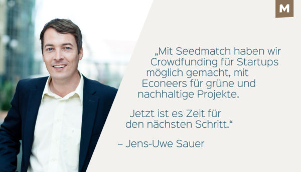 Mezzany: Crowdinvesting auf einem neuen Level!