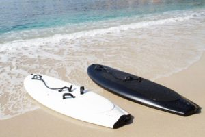 Lampuga elektrisch betriebene Surfboards