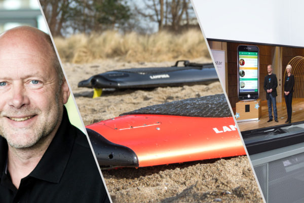 Seednews mit Rotorvox-Investor, Lampuga und Lendstar