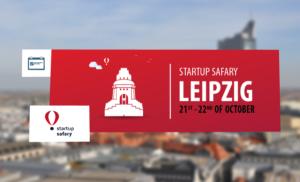 Startup Safary Leipzig: 21. und 22. Oktober 2015