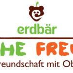 """Logo erdbär """"Freche Freunde"""""""