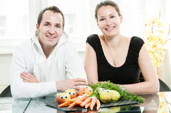 Die erdbär-Gründer Alexander und Natacha Neumann