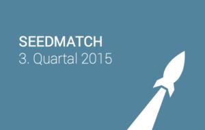 Infografik: Seedmatch in Q3 2015