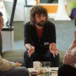 Green Alley Award Metoren-Gespräch