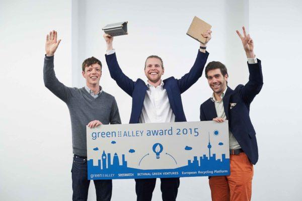 Green Alley Award Adaptavate Gewinner