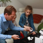 eCozy bei Seedmatch: Dr. Lel mit seinen Töchtern
