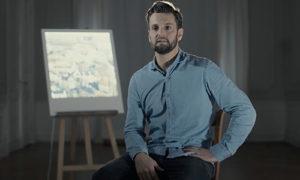 Philipp Baumgaertel, CEO bei Lightboys – einem Startup bei Seedmatch.