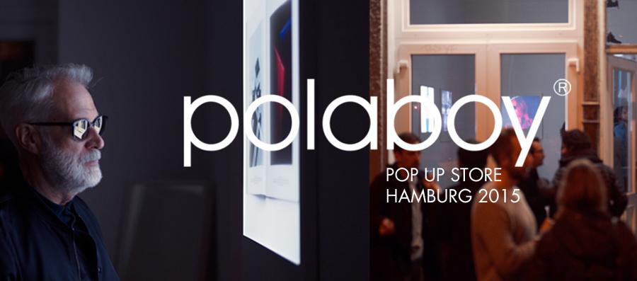 Einladung zur Eröffnung eines Pop-up-Stores in Hamburg von den Lightboys – einem Startup bei Seedmatch.