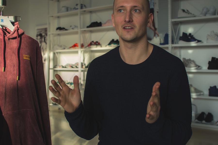 Jan Steinhoff, designierter Head of Sales bei Lightboys – einem Startup bei Seedmatch.