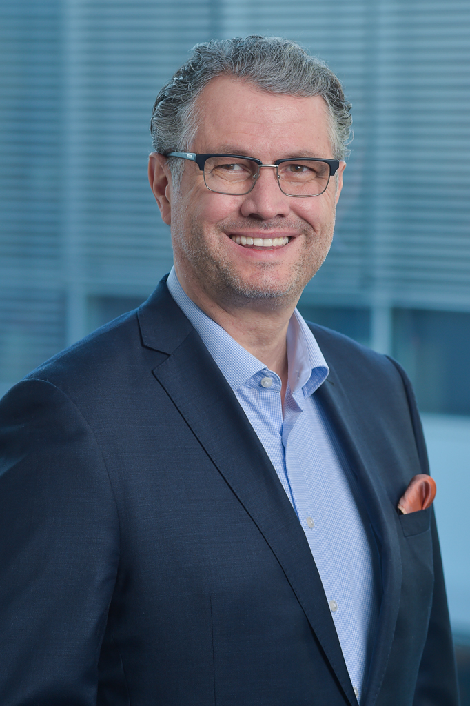 Bern Altpeter – Geschäftsführer der DITG