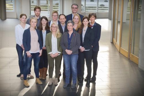Das Team des DITG