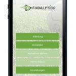 Die Fubalytics-App