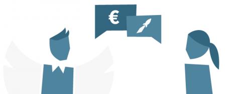 Bei Seedmatch treffen Investoren auf Startups.