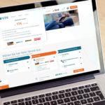 Website von moovin – einem Startup bei Seedmatch