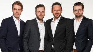 Das Gründer-Team von rightmart – einem Startup bei Seedmatch
