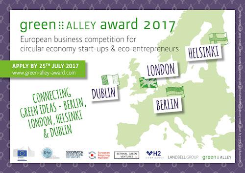 greenALLEY_Award_2017_Postkarte_final