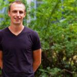 Feelbelt CEO Benjamin Heese